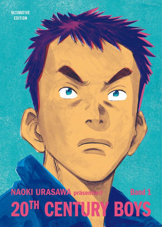 20th Century Boys - Ultimative Edition Band 1