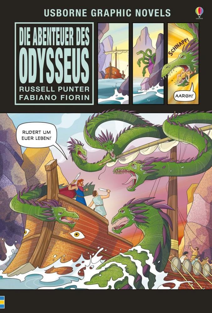 Abenteuer des Odysseus