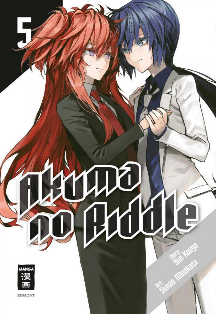 Akuma no Riddle Band 5