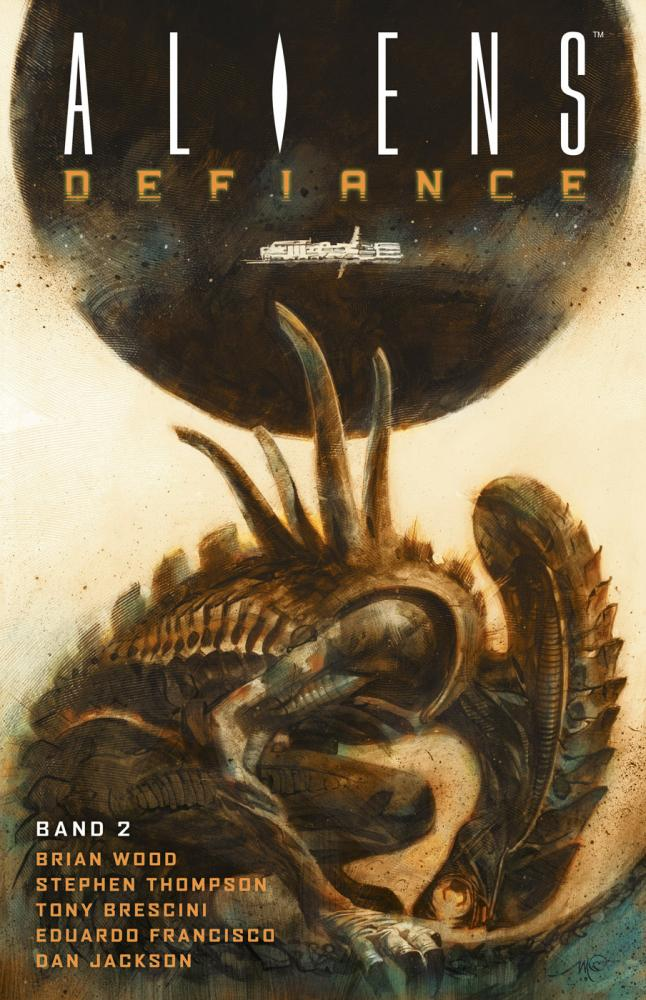 Aliens: Defiance Band 2