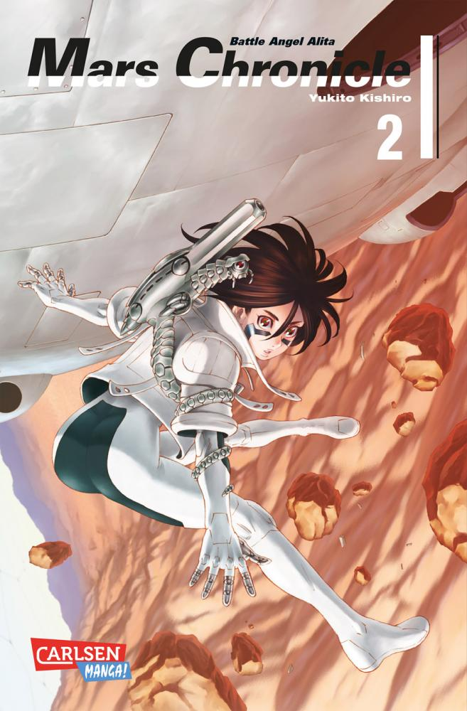 Battle Angel Alita - Mars Chronicle Band 2