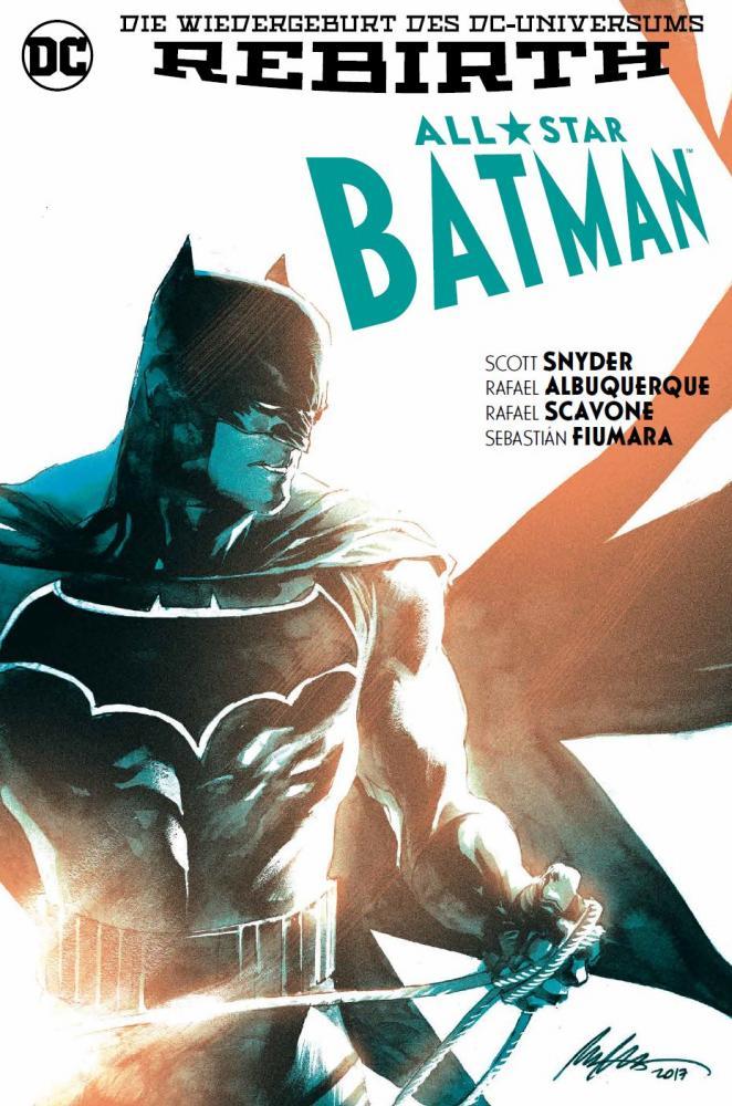 All-Star Batman (Rebirth) 3: Der Verbündete