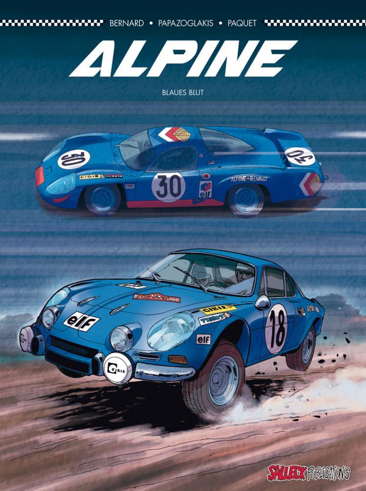Alpine - Blaues Blut