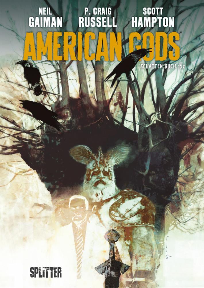 American Gods Stunde des Sturms Buch 1