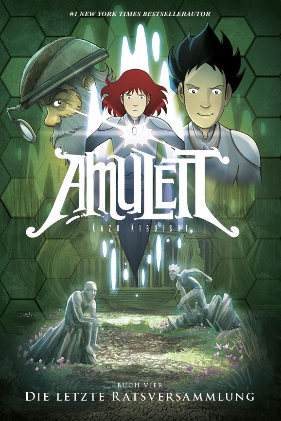 Amulett Buch vier: Die letzte Ratsversammlung