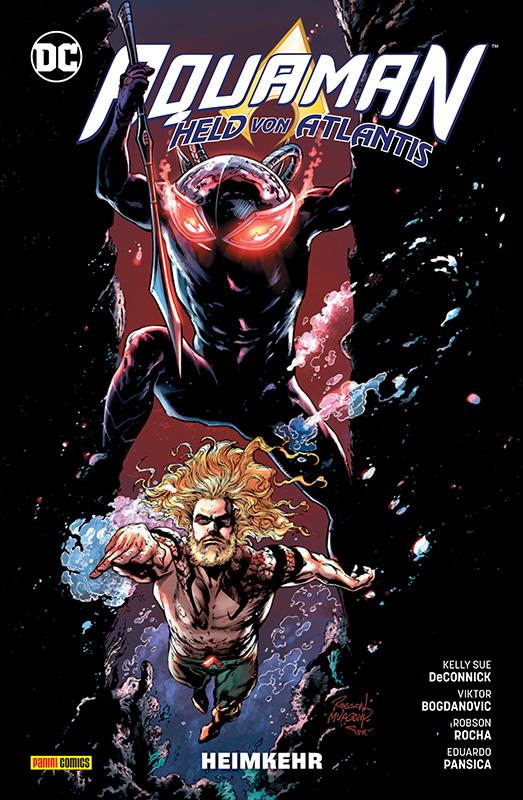 Aquaman - Held von Atlantis Band 2: Heimkehr