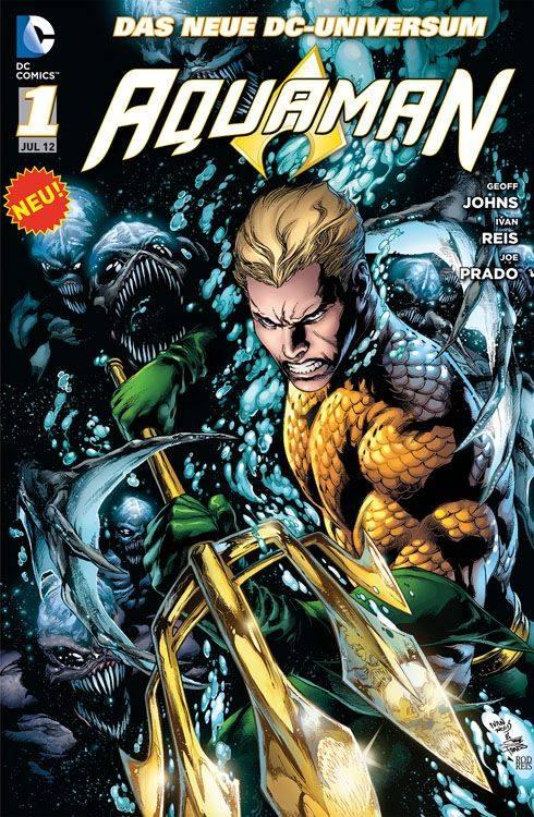 Aquaman 1: Der Graben
