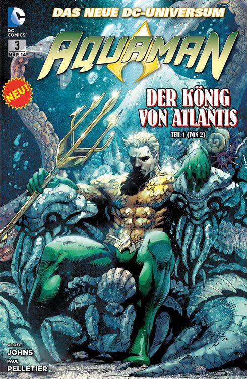 Aquaman 3: Der König von Atlantis (Teil 1)