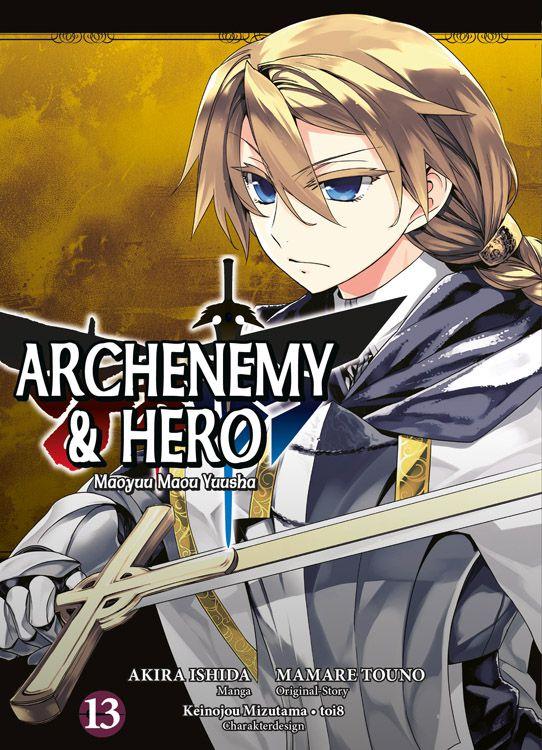 Archenemy & Hero - Maoyuu Maou Yuusha Band 13