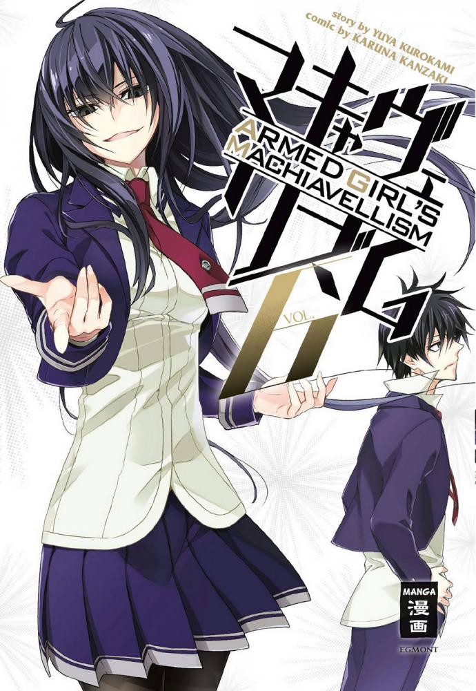 Armed Girl's Machiavellism Band 6