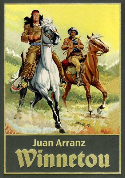Juan Arranz: Winnetou Band 1