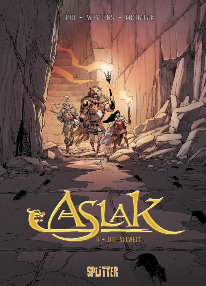 Aslak 6: Die Allwelt