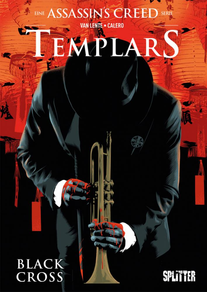 Assassin's Creed - Templars 1: Black Cross (limitierte Edition)