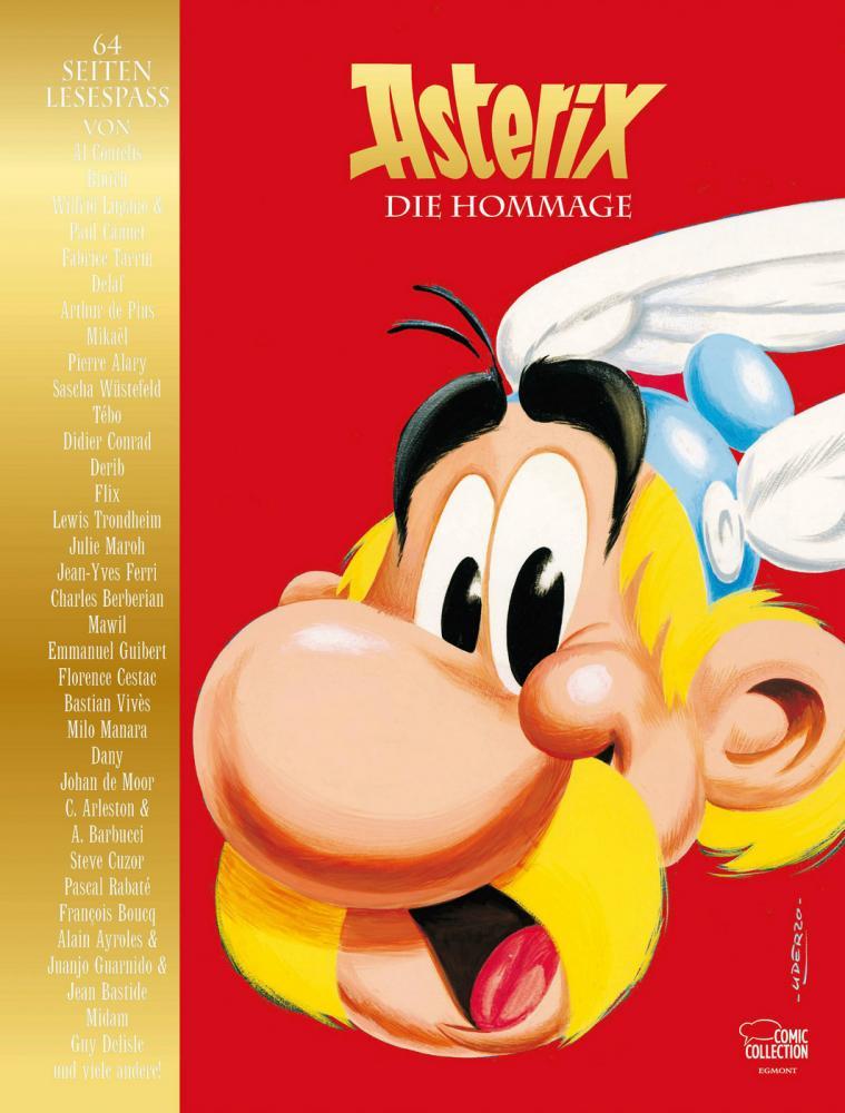 Asterix - Die Hommage