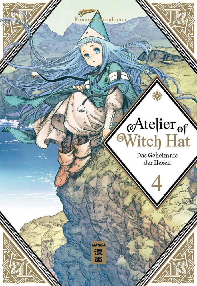 Atelier of Witch Hat – Das Geheimnis der Hexen Band 4