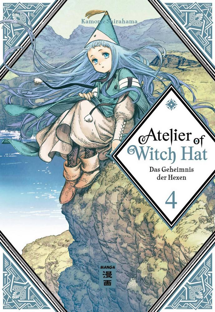 Atelier of Witch Hat – Das Geheimnis der Hexen Band 4 (Limited Edition)