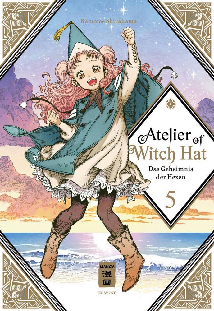 Atelier of Witch Hat – Das Geheimnis der Hexen Band 5
