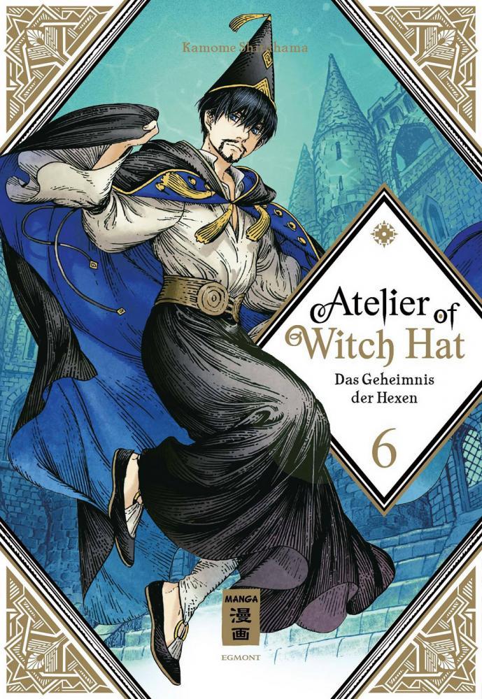 Atelier of Witch Hat – Das Geheimnis der Hexen Band 6