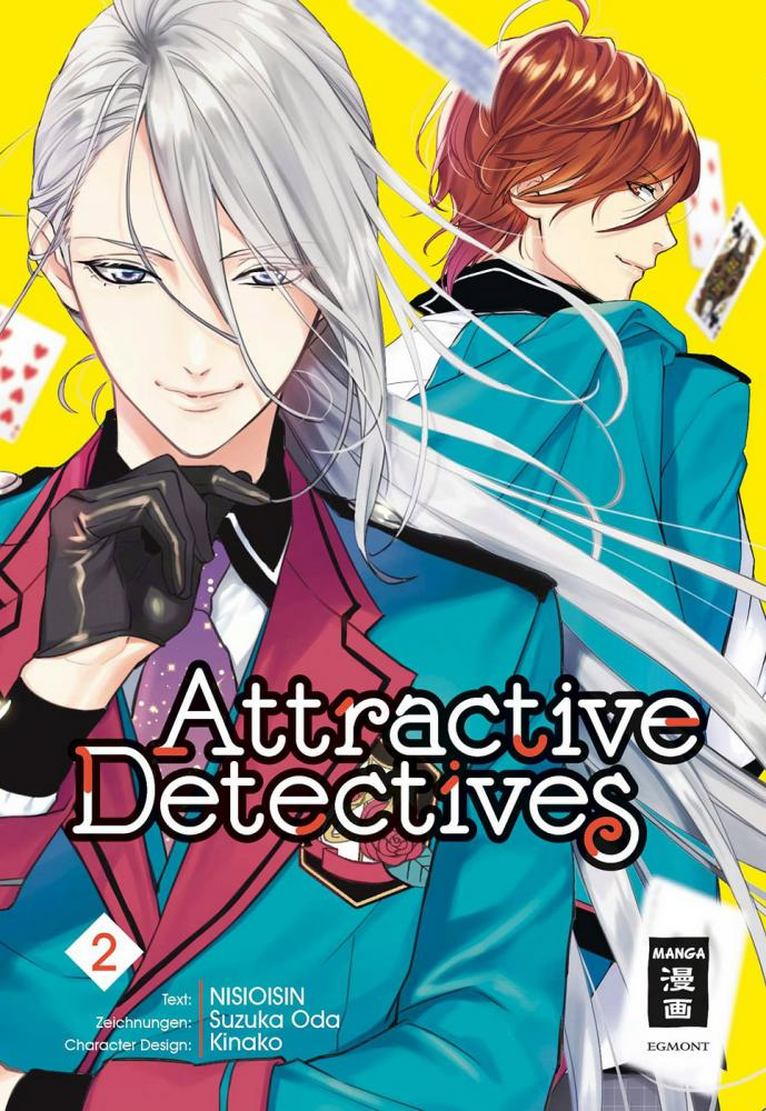 Attractive Detectives Band 2