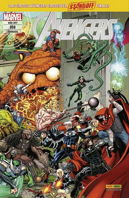 Avengers (2016) 8