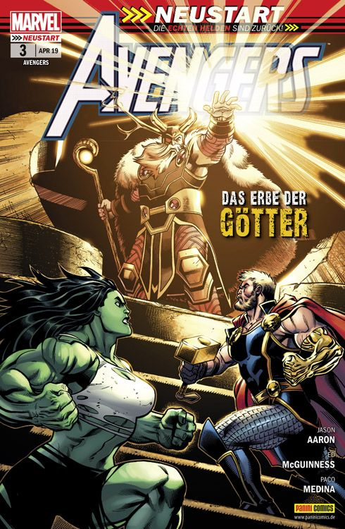 Avengers (2019) 3