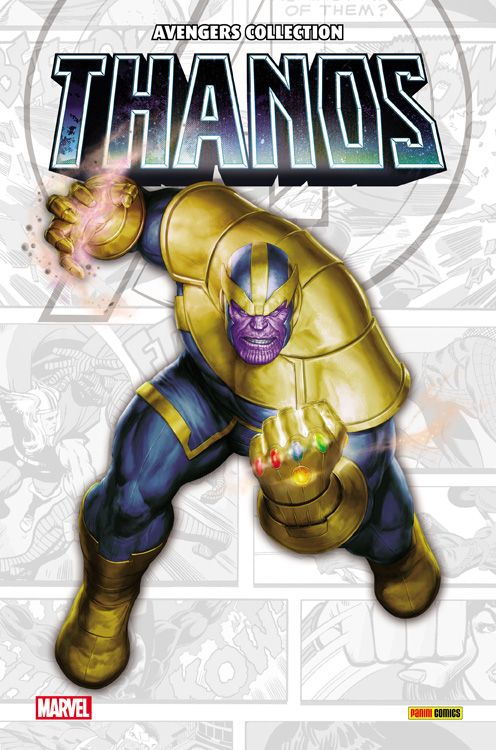 Avengers Collection Thanos