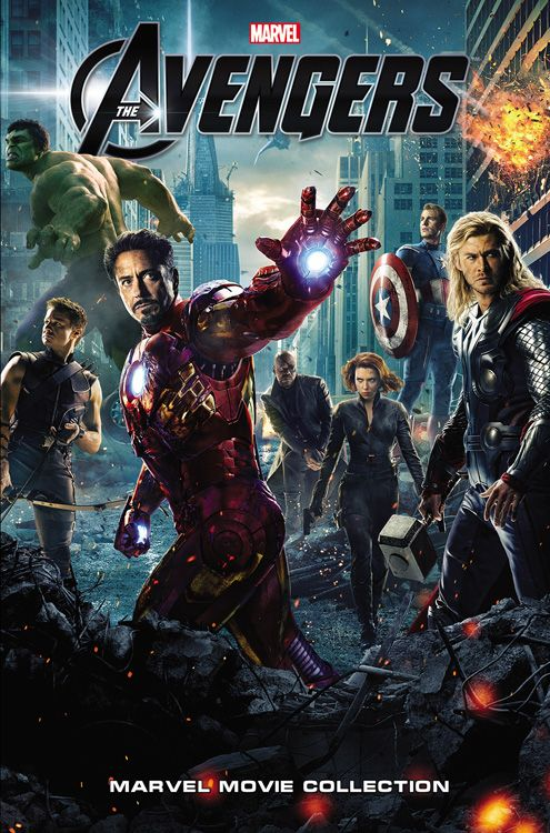 Avengers (Marvel Movie Collection)