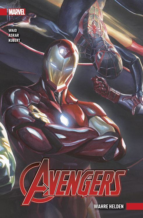 Avengers Paperback (2017) 4: Wahre Helden