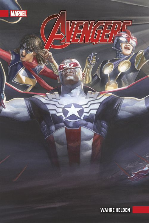 Avengers Paperback (2017) 4: Wahre Helden (Hardcover)