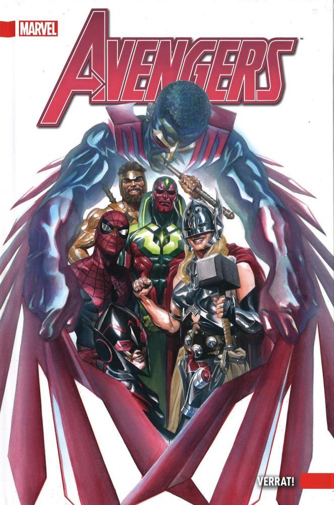 Avengers Paperback (2017) 6: Verrat (Hardcover)