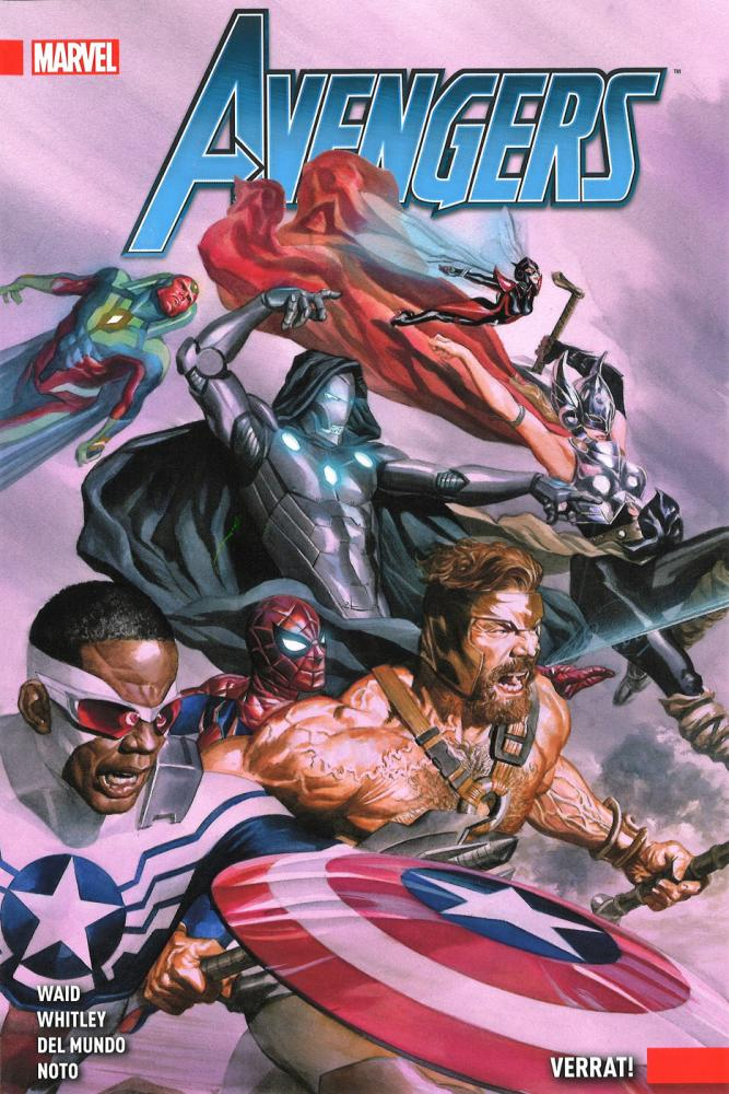Avengers Paperback (2017) 6: Verrat