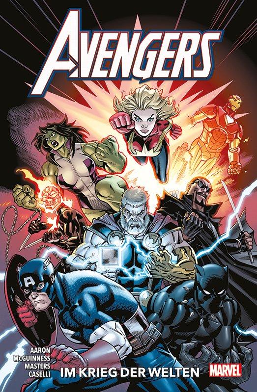 Avengers Paperback (2020) 4: Im Krieg der Welten