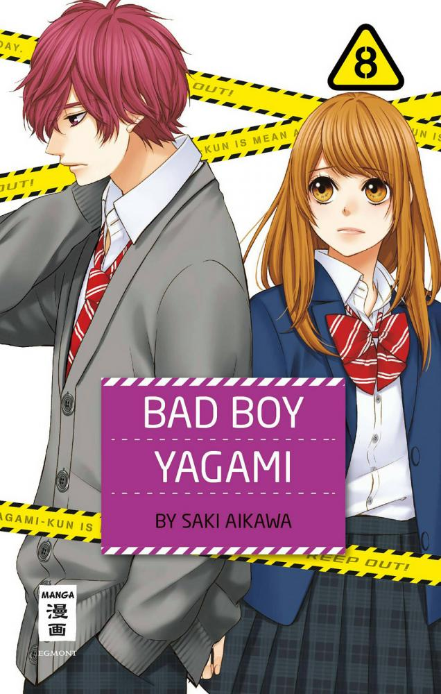 Bad Boy Yagami Band 8
