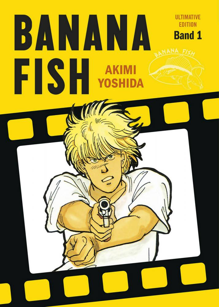Banana Fish (Ultimative Edition) Band 1