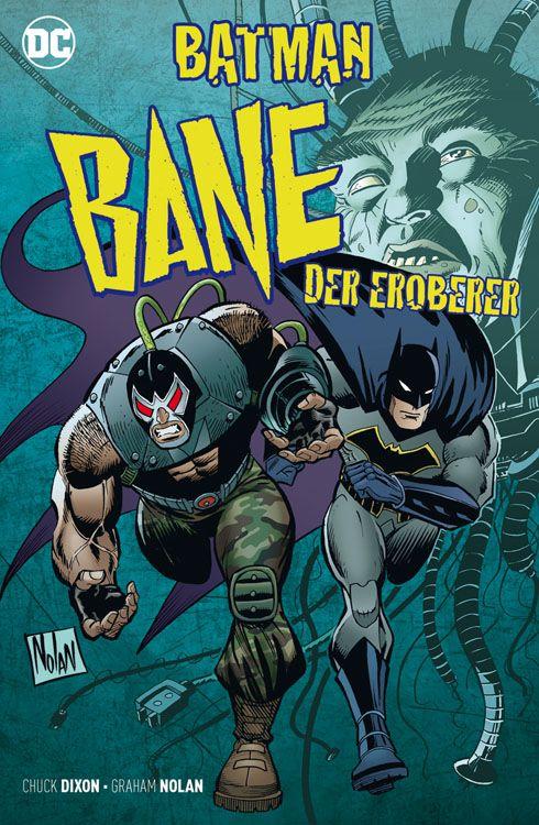 Batman: Bane, der Eroberer Softcover
