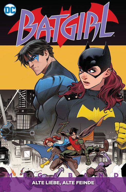 Batgirl Megaband 2: Alte Liebe, alte Feinde