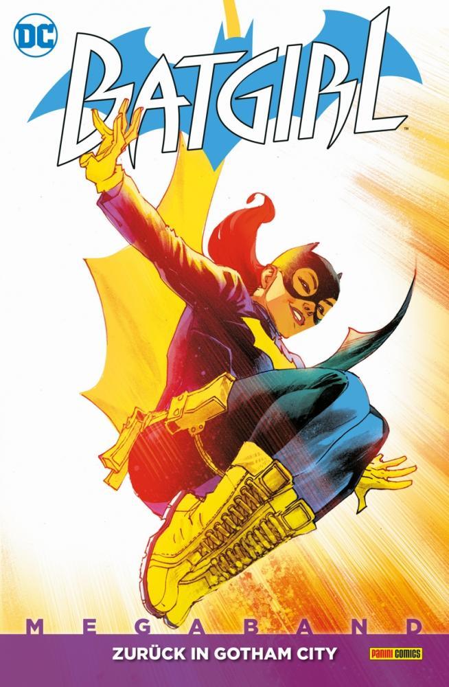 Batgirl Megaband 3: Zurück in Gotham City