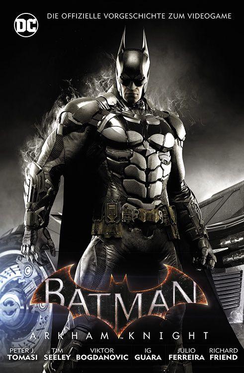 Batman: Arkham Knight Band 3 (Softcover)