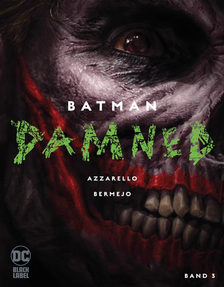 Batman: Damned Band 3