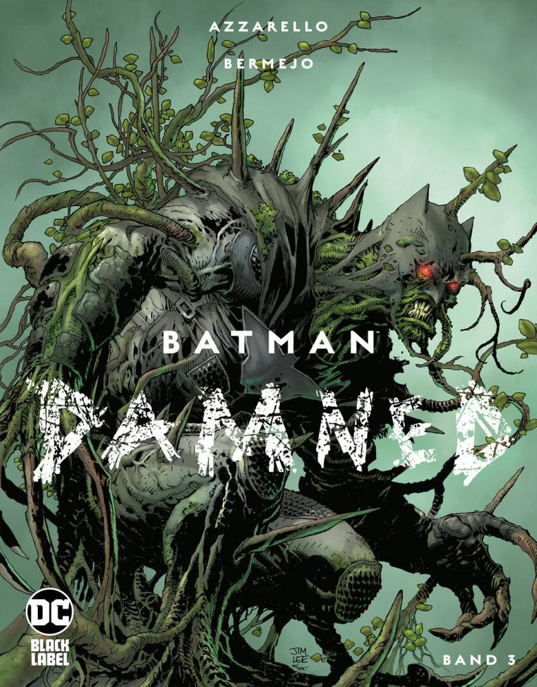Batman: Damned Band 3 (Variantausgabe)