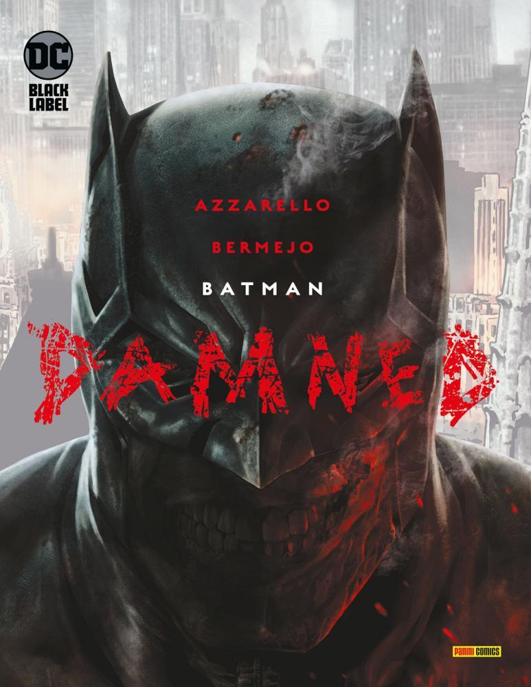 Batman: Damned Sammelband