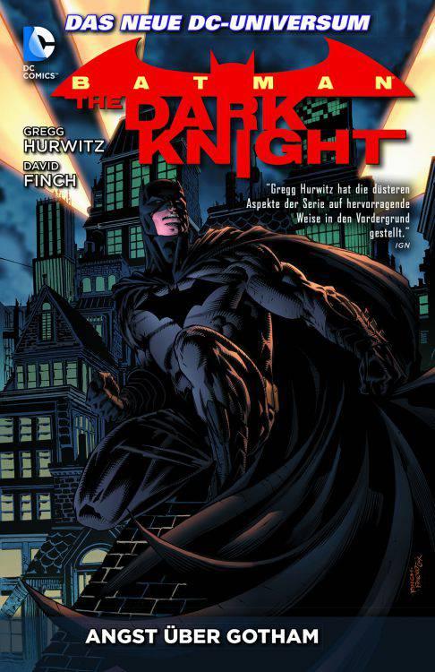 Batman: The Dark Knight Paperback 2: Angst über Gotham