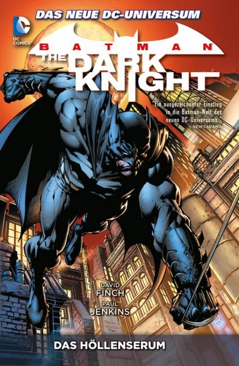 Batman: The Dark Knight Paperback 1: Das Höllenserum