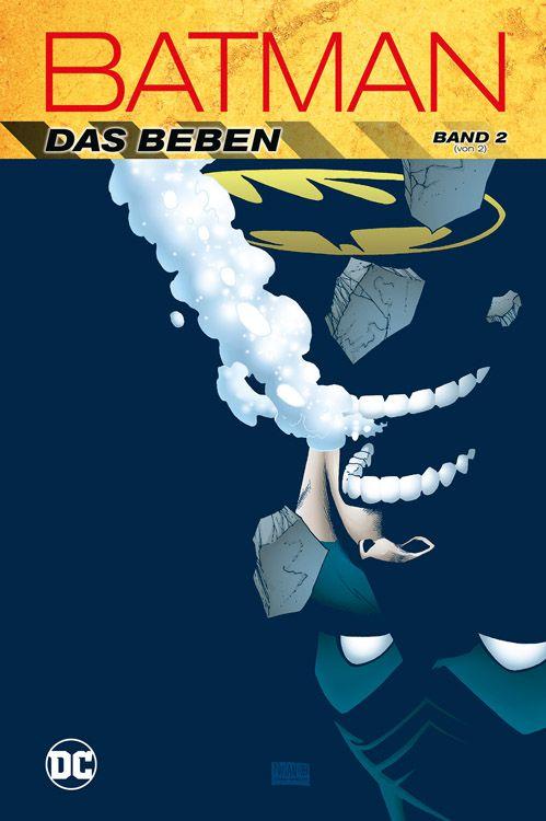 Batman: Das Beben Band 2 (Hardcover)