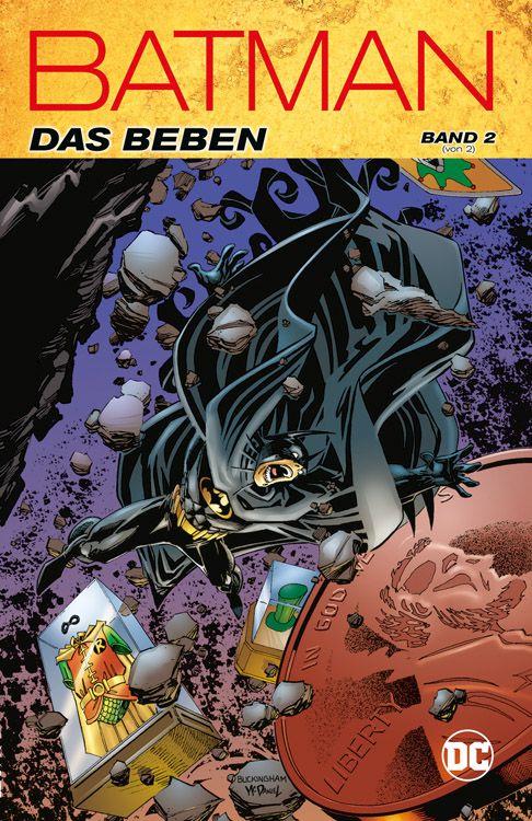 Batman: Das Beben Band 2 (Softcover)