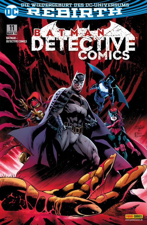 Batman - Detective Comics (Rebirth) 11