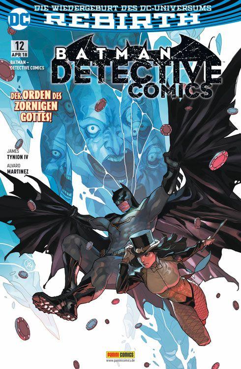 Batman - Detective Comics (Rebirth) 12