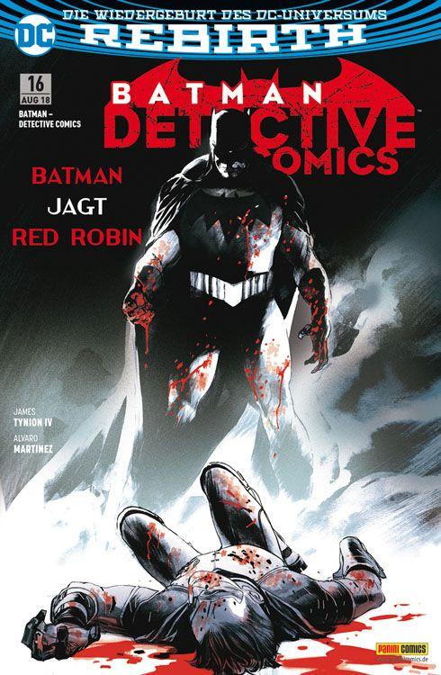 Batman - Detective Comics (Rebirth) 16