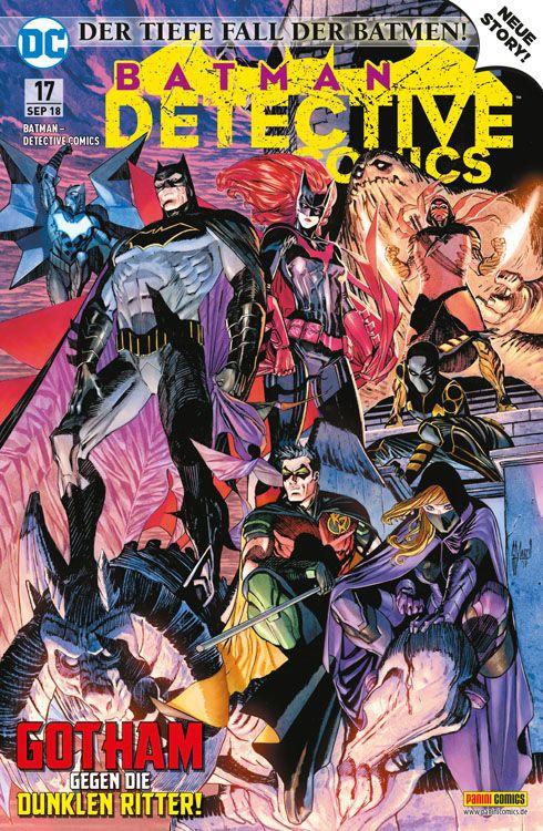 Batman - Detective Comics (Rebirth) 17