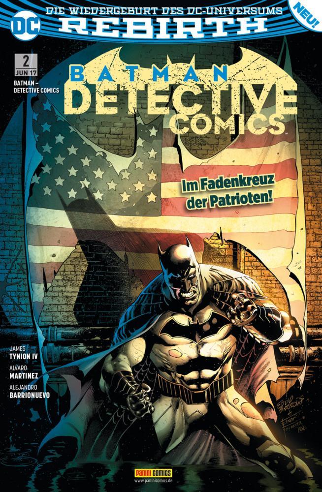 Batman - Detective Comics (Rebirth) 2